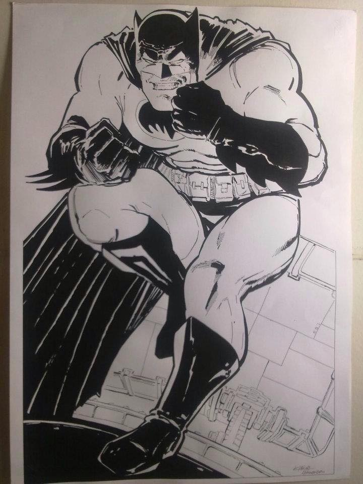 Alessandro Catena. Batman