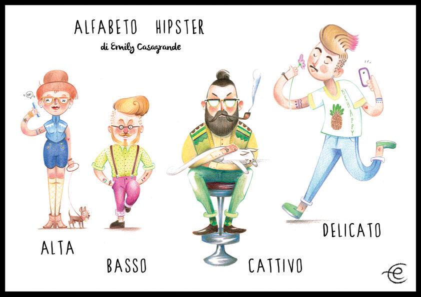 ECasagrande - alfabeto hipster ABCD - web