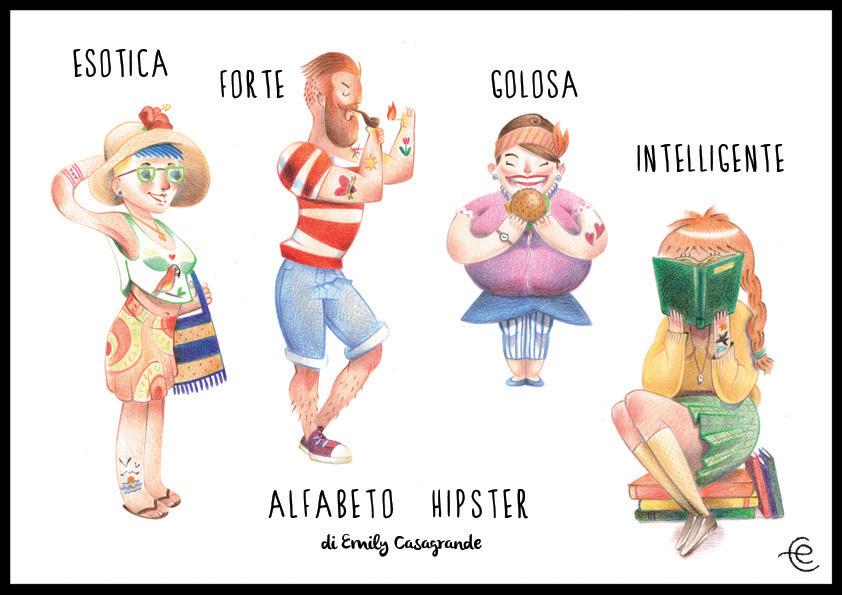 ECasagrande - alfabeto hipster EFGI - web