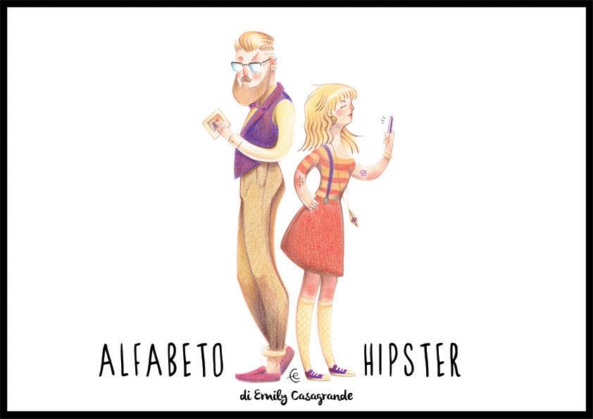 ECasagrande - alfabeto hipster - H - web