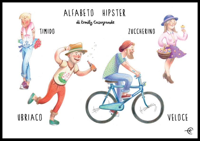 ECasagrande - alfabeto hipster TUVZ - web
