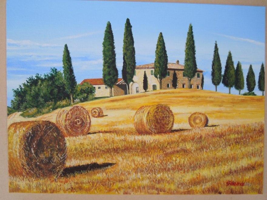 Raffaele Aprile. Paesaggio
